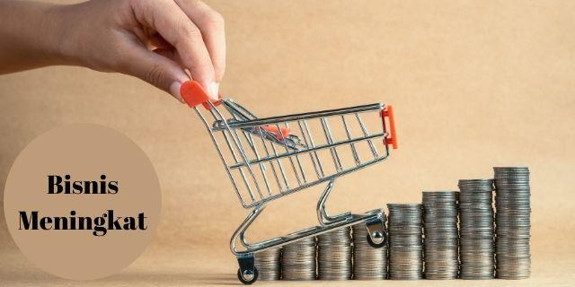 Kredibilitas Bisnis Jadi Meningkat
